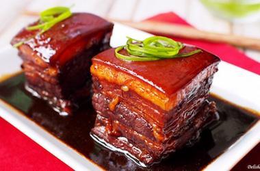 Thịt kho Đông Pha đặc sắc